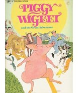 Piggy Wiglet and the Great Adventure [Jan 01, 1974] Harrison, David Lee - $39.99