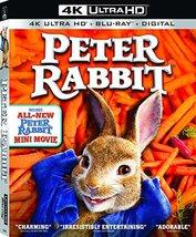 Peter Rabbit (4K Ultra HD+Blu-ray+Digital, 2018)