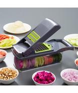 Vegetable Cutter Grater Kitchen Accessories Mandoline Slicer Potato Onio... - $92.96+