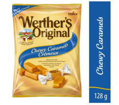 Werther's Original Chewy Caramel Candy (128 g) - FROM CANADA - $13.58