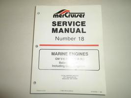 1996 Mercruiser #18 Marine Engines GM V6 262 Cid Balance Schaft Service ... - $98.00