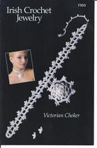 Annie's~Victorian Choker~Irish Crochet Pattern~OOP~VHTF - $14.99