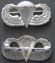 WWII US Paratrooper Wing Badge Japan Sendi Sterling - $60.00