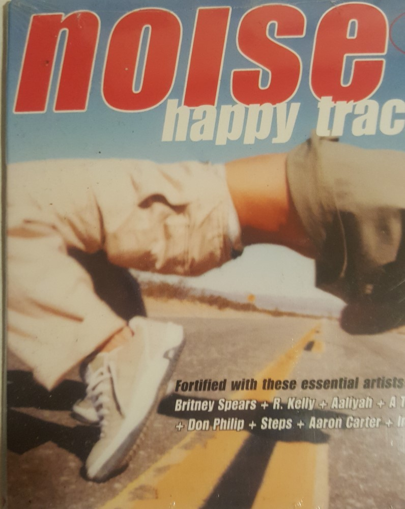 Noise Happy Tracks  Promo Cd