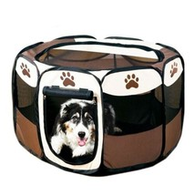 Outdoor tent waterproof pet fence pet toy dog cage pet house cat toy tent L - $68.54