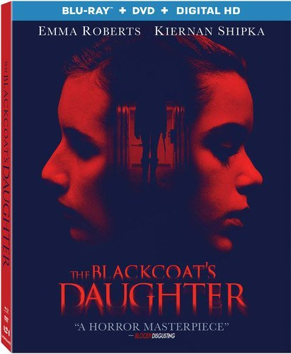 Blackcoat's Daughter [Blu-ray + DVD] (2017)