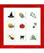 Halloween Club cross stitch chart SDG Designs - $7.20