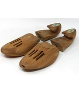 Vintage Johnston & Murphy Wooden Shoe Keepers Size Large Shoe Stretcher - £9.84 GBP