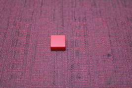 Honeywell Micro Switch AML51-C10R Series Panel Mount Pushbutton cover red New - $5.24