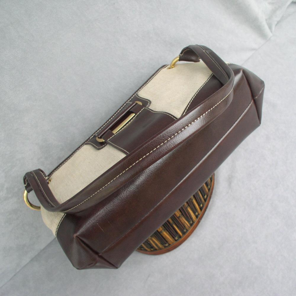 Canvas Handbag Etienne Aigner
