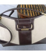 Canvas Handbag Etienne Aigner  - $21.00