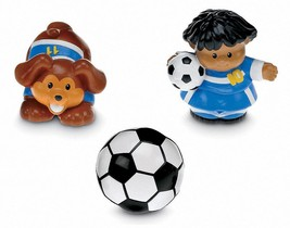 Fisher-Price Little People Soccer Figures - $19.99