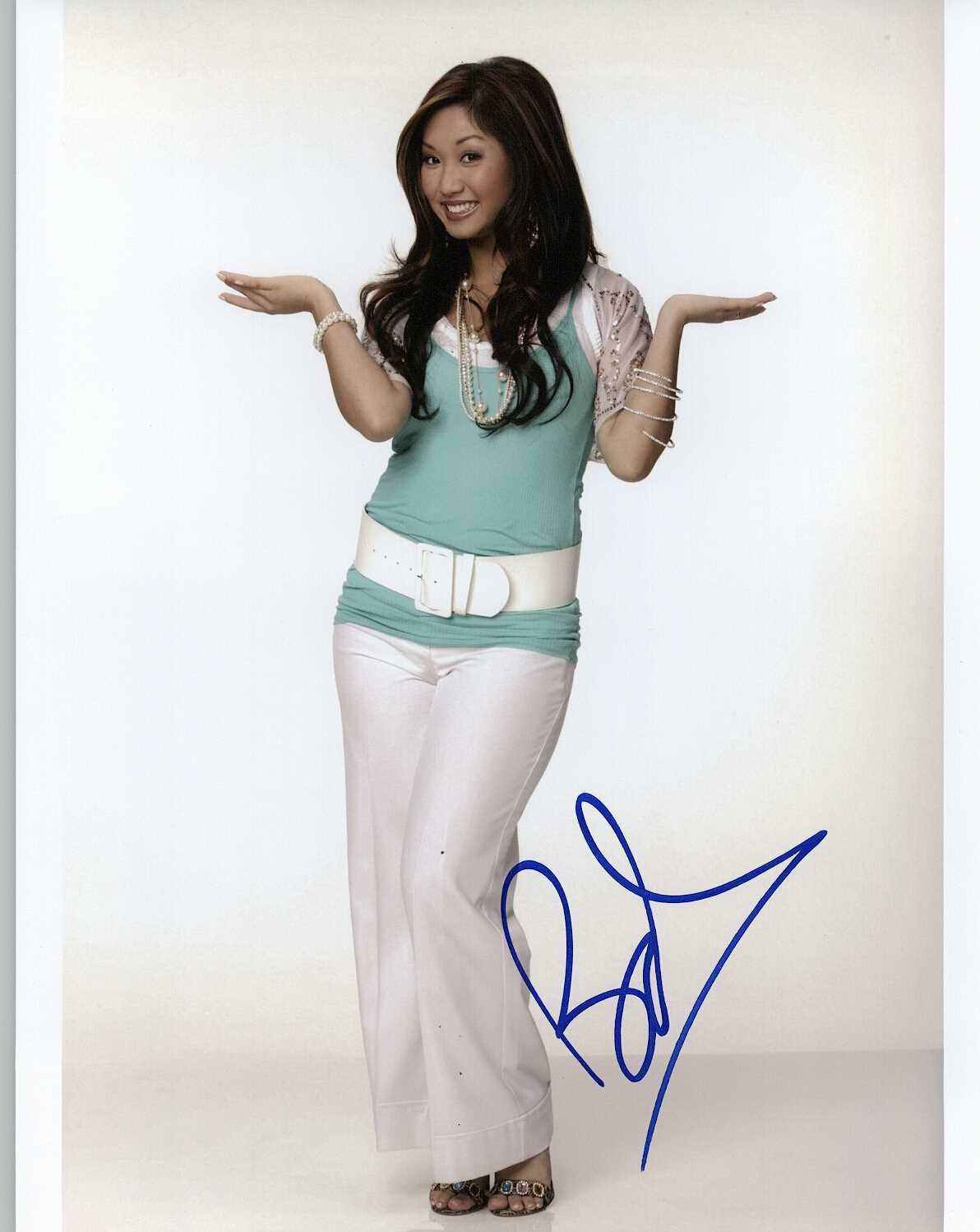 Primary image for Brenda Song Signed Autographed Glossy 8x10 Photo