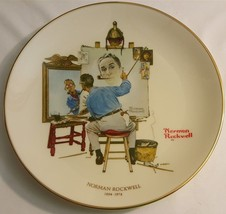 Norman Rockwell Collector Plate 1978 GORHAM - T... - $8.90