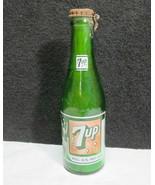 Vintage 7up Bottle Old Faithful Beverage Idaho Falls Idaho w/ Cap Dug in... - $24.95