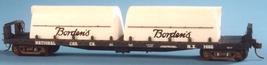 Funaro & Camerlengo HO Borden's Twin Tank Milk Car 1459 -1469  Kit 6911 image 2