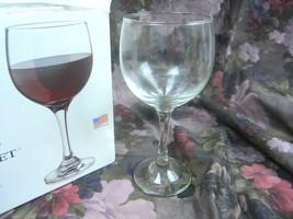 Libbey Claret 10.5 fl. oz. Red Wine Glass Set (4-Pack) - $18.69