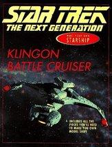Make Your Own Klingon Battle Cruiser (Star Trek: All) [Oct 01, 1996] Wic... - $2.95