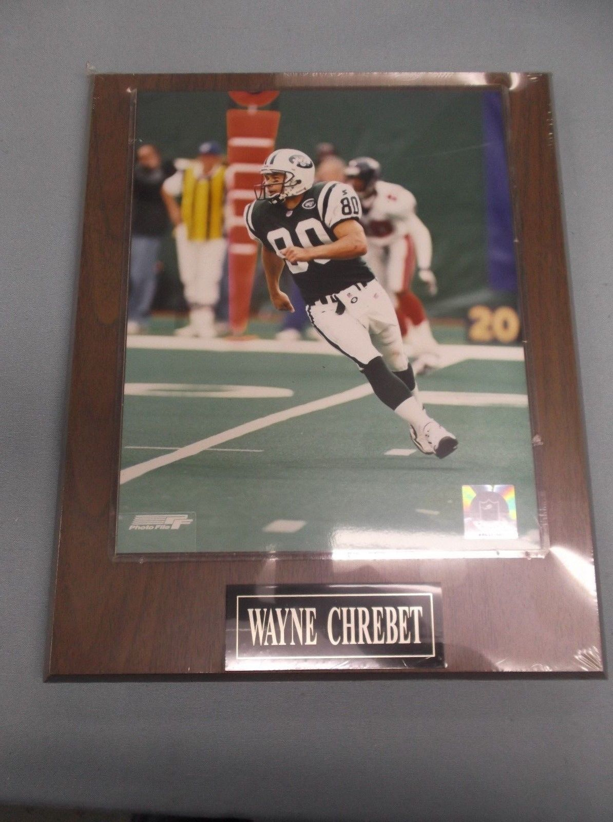 6068f6ac Wayne Chrebet #80 New York Jets NFL 8x10 and 50 similar items