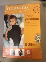 Infantino Cozy Premium Baby Carrier: Size 8 - 25 Pounds Infant carrier - $18.49