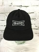 Britxton Black Trucker Hat Vented SnapBack - $19.79