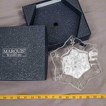 Vintage Marquis Waterford Crystal Dish Made In Germany tthc - $24.74