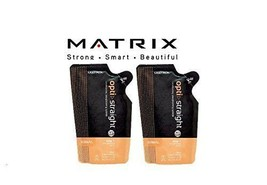 Matrix Opti Care Straight conditioning straightening 2 Pack X  125ml - $23.34