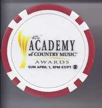 47th Academy of Country Music Award  Papa Johns Rewards Las Vegas Chip - $4.95