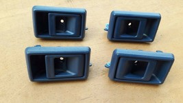 Fit For Toyota Pickup 1989-97 Corolla Interior Inner Door Handle Blue TO1353105 - $8.86