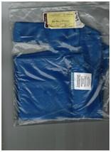 Longaberger Medium Wall Pocket Basket Liner ~ Bright Cornflower - $9.74