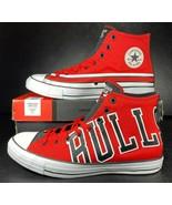 "Converse Chicago Bulls Chuck Taylor All Star SE ""Franchise""  159418C 13 Men - $150.00"