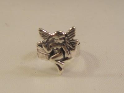 925 Sterling Silver Angel Ear Cuff Right Earring Non-pierced Ear Wraps Cartilage