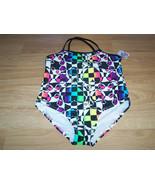 Size XS 4-5 OP Ocean Pacific Onepiece Swimsuit Bathing Swim Suit Checks ... - $16.00