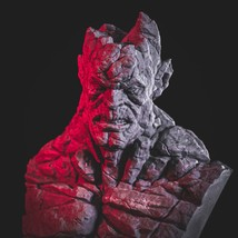 Rock - Warrior - Ancient - 3D - Printed HQ - Resin Miniature - Unpainted - Dunge - $19.99