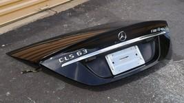 06-11 MERCEDES W219 CLS500 CLS550 CLS55 CLS63  AMG Trunk Lid image 1