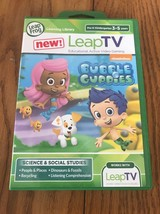 New Sealed LeapFrog LeapTV Bubble Guppies Video Game Ships N 24h - $11.74