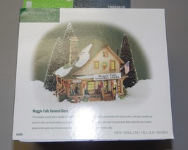 DEPT 56 - New England Village Moggin Falls General Store #56602 - $29.56