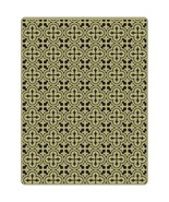 Sizzix Texture Fades A2 Embossing Folder Tiles By Tim Holtz - 660247 - $4.50