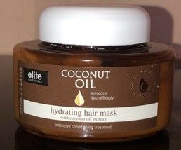 Coconut Oil Hydrating Hair Mask Intensive Conditioning Treatment  - $12.86