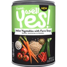 Well Yes! Italian Vegetable with Farro Soup, 16.1 Ounce - $3.95