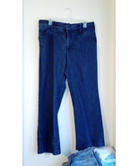 womans lee blue jeans size 14 short sec929 - $15.90