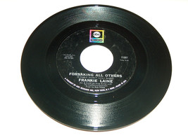 45 RPM Frankie Lana Forsaking Todo Otros Take Me Back Abc Vinilo Record ... - £5.52 GBP