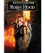 BRAND NEW SEALED DVD Robin Hood Prince of Thieves -Kevin Costner Morgan ... - $12.86