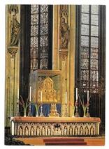Germany Cologne Koln am Rhein Cathedral Altar Shrine of Three Kings Post... - $8.00