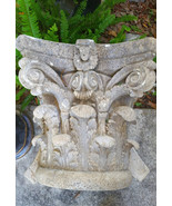 Corinthian Acanthus Capital 12X18X18 inches. - $170.50