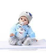 HOLIKE Reborn Baby Doll Lifelike Realistic Baby Doll, Tall Dreams Gift S... - $61.06