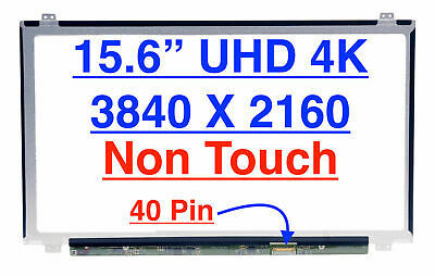 "Primary image for DWJ0R 0DWJ0R 15.6"" UHD 4K LED LCD Screen (Non Touch)"