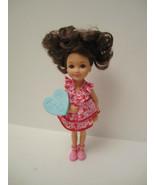 Valentine Chelsea Friend Brunette MINT 2011 Target Exclusive Barbie Li'l... - $10.50
