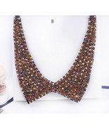 Exaggerated Colorful Beads Packing Collar Necklace - $22.99