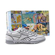 Reebok Club Memt Women's Shoes White-Black GZ8254 - $50.25